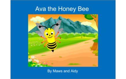 Ava the honeybee