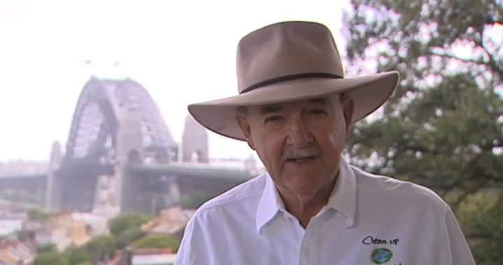 Ian Kirnan - Cleanup Australia