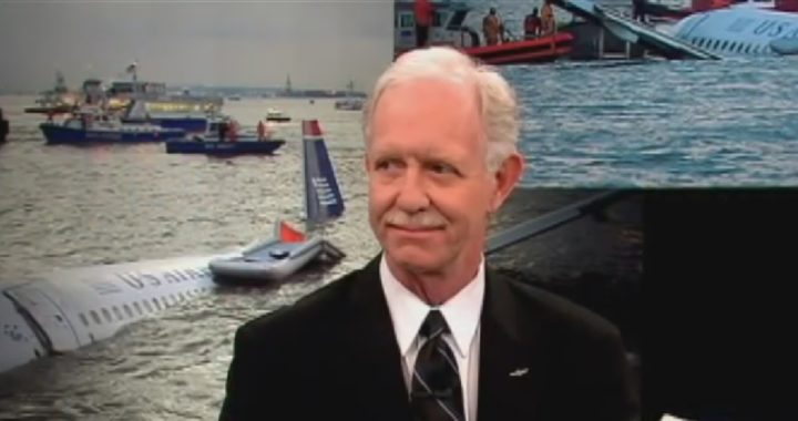 Sully Sullenberger Flight 1549
