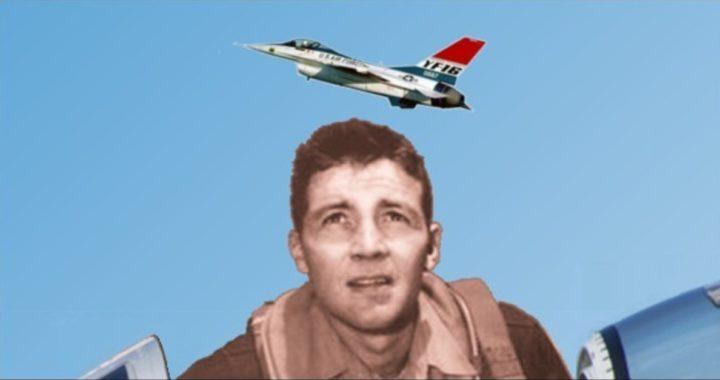 John Boyd in F-86 Fighter Korean War