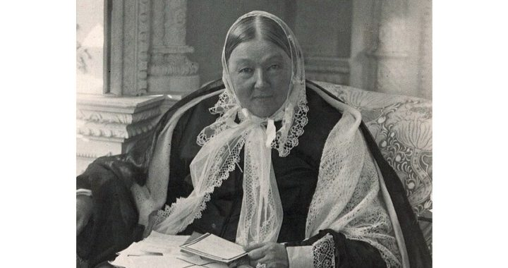 Florence-Nightingale-Photograph-by-Millbourn