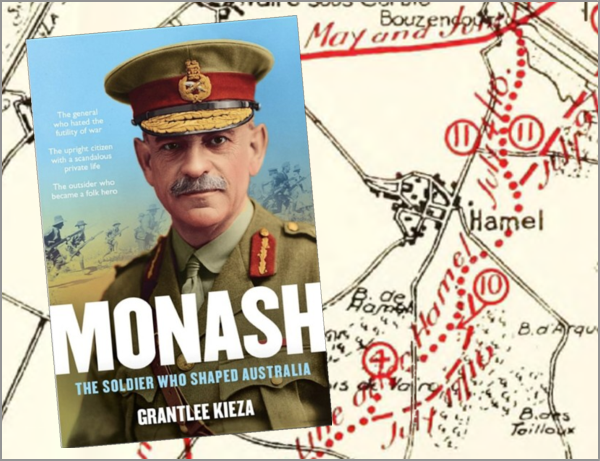 John Monash Hamel Battle