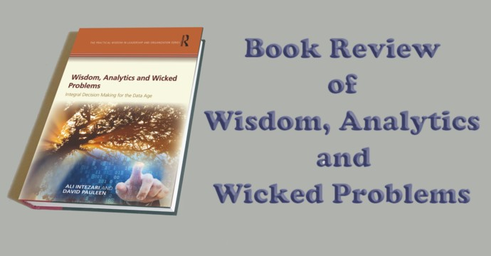 Book Review of Wisdom, Analytics and Wicked Problems