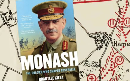 John John Monash and the Hamel Battle