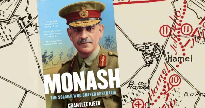 John John Monash and the Hamel Battle